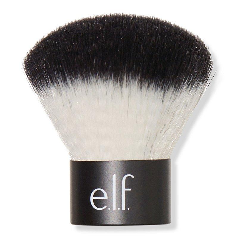E L F Cosmetics Kabuki Face Brush
