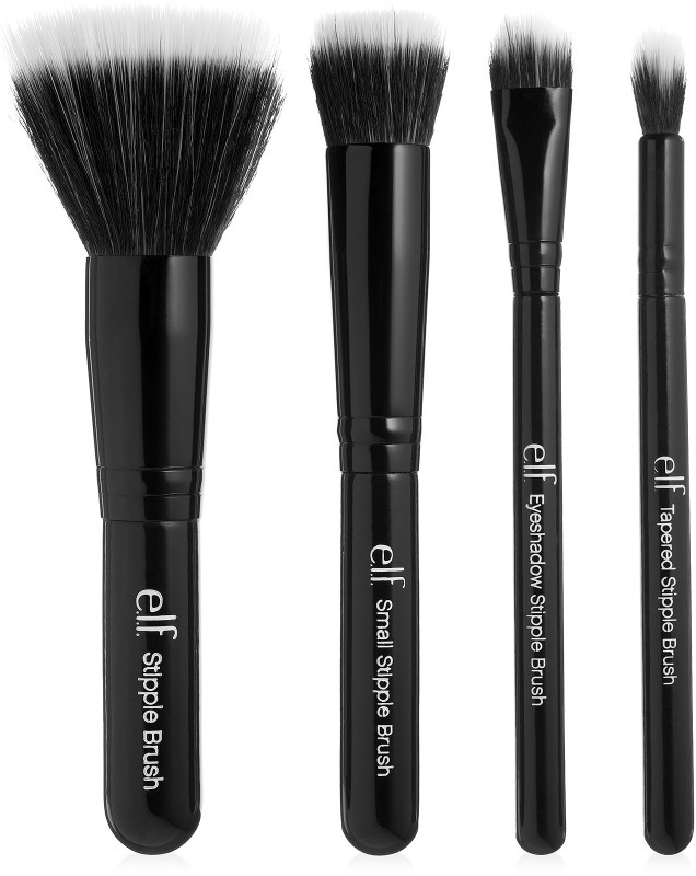 Elf Cosmetics Online Only Stipple Brush Travel Set Ulta Beauty