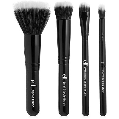 e.l.f. Cosmetics Online Only Stipple Brush Travel Set