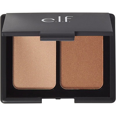 e.l.f. Cosmetics Online Only Contouring Blush %26 Bronzing Powder