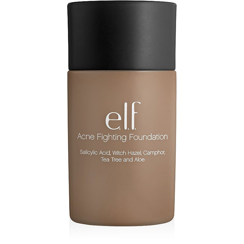 elf acne foundation