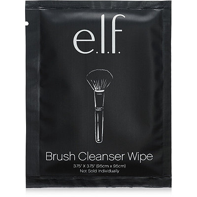 e.l.f. Cosmetics Online Only Brush Cleaner Wipes