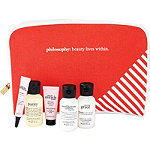 Online Only FREE 6 Pc Gift w/any $50 Philosophy purchase