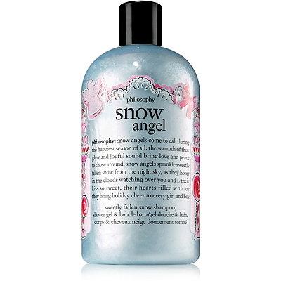 PhilosophySnow Angel Sweetly Fallen Shampoo%2C Shower Gel %26 Bubble Bath