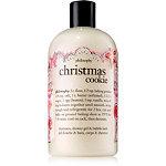 Christmas Cookie Shampoo%2C Shower Gel %26 Bubble Bath