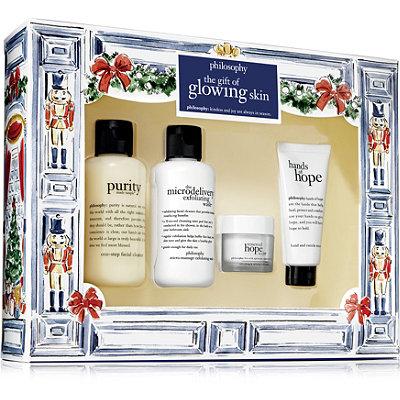 PhilosophyThe Gift of Glowing Skin Set