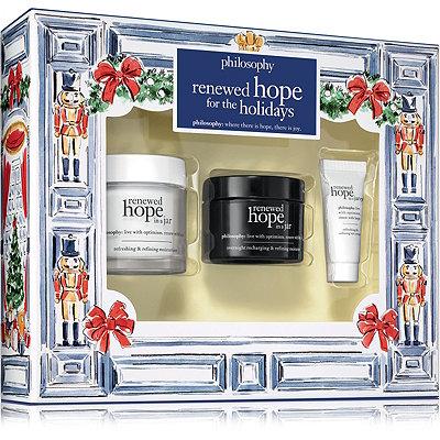 PhilosophyRenewed Hope for the Holidays Kit
