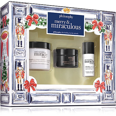 Philosophy Online Only Merry %26 Miraculous Kit