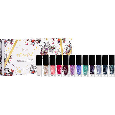Julep Online Only %23Coveted Our Favorite Polish Minis 12-Piece Nail Set
