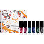 Online Only Royal Suite Mini Holographics 6 Pc Nail Set