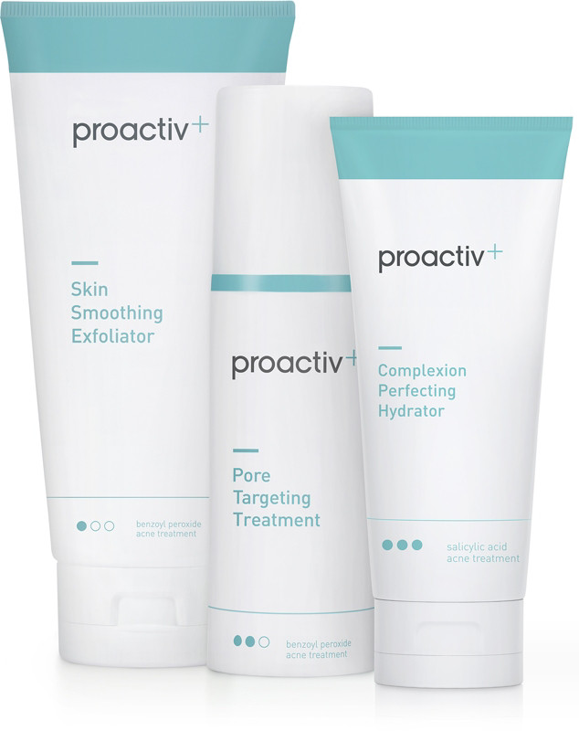 proactive face wash