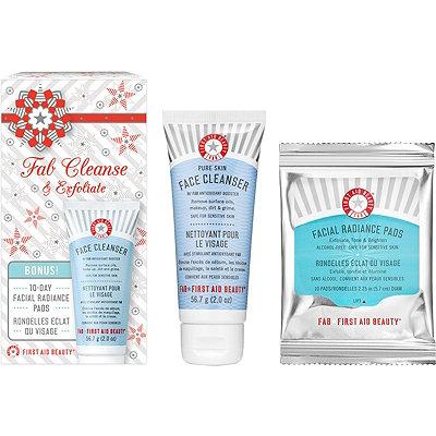 First Aid BeautyFab Cleanse %26 Exfoliate Kit