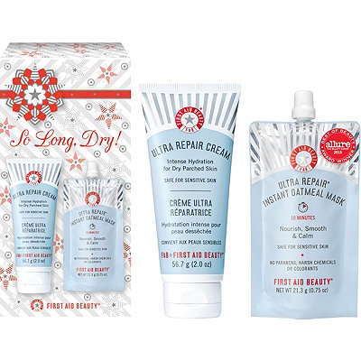 First Aid Beauty Online Only So Long Dry Set