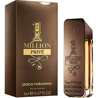Paco Rabanne Online Only FREE mini 1 Million Prive w%2F any large spray Paco Rabanne 1 Million purchase