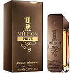 Online Only FREE mini 1 Million Prive w%2F any large spray Paco Rabanne 1 Million purchase