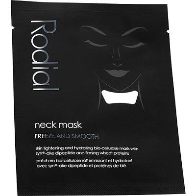 RodialOnline Only Travel Size Neck Mask