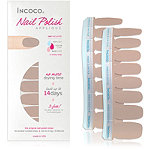 Incoco Online Only Nail Polish Appliqués - Solid Colors Second Nature (neutral creme)