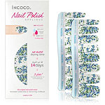 Incoco Nail Polish Appliqués - Nail Art Designs Painted Blossoms (shimmery floral)