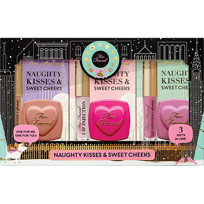 Too Faced Naughty Kisses %26 Sweet Cheeks