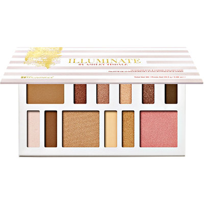 BH Cosmetics Online Only Illuminate by Ashley Tisdale 12 Color Eye %26 Cheek Collection