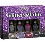 Online Only Glitter %26 Glitz 4 Pc Mini Set