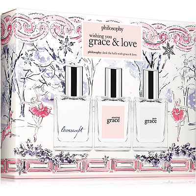 Philosophy Wishing You Grace %26 Love Coffret