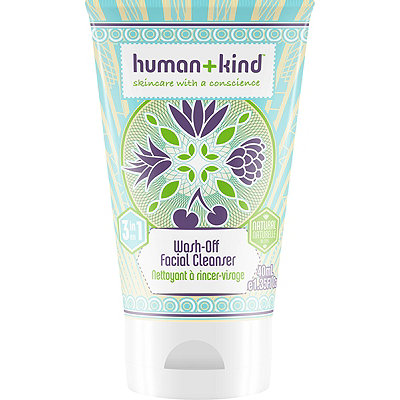 Human + Kind FREE Mini Cleanser w%2Fany Human %2B Kind purchase