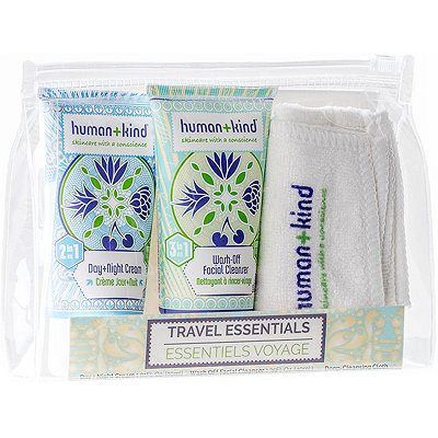 Human + Kind Travel Essentials Pack