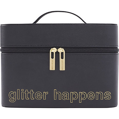 Tartan + TwineGlitter Happens Glide n Store Beauty Case