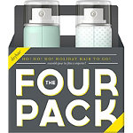 The Four Pack Hair To Go Set