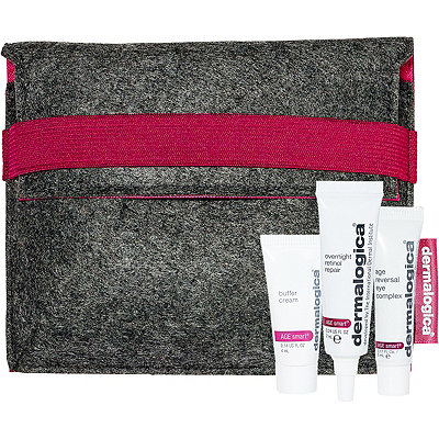 Receive a free 4-piece bonus gift with your $60 Dermalogica purchase