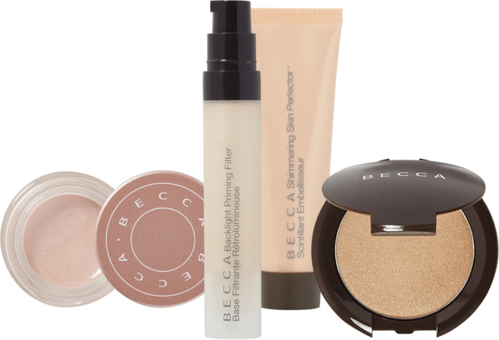 Receive a free 4-piece bonus gift with your $ BECCA purchase