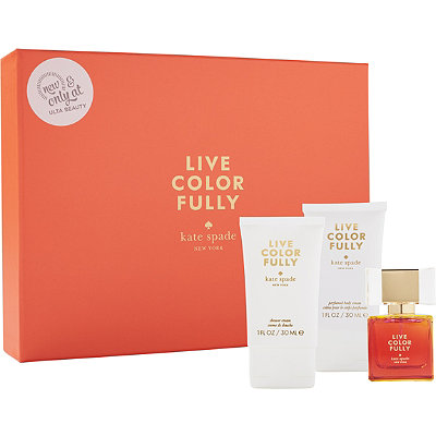 Kate Spade New YorkLimited Edition Live Colorfully Gift Set