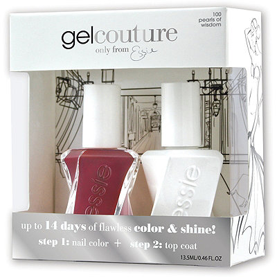 Essie Gel Couture Pearls of Wisdom Giftset