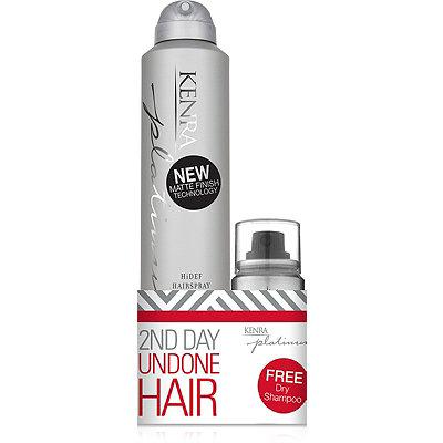 Kenra ProfessionalPlatinum 2nd Day Undone Hair
