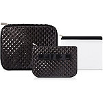 Online Only FREE 3-pc Cosmetic Bag Set w/ any $20 Real Techniques purchase