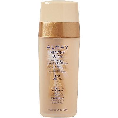 AlmayHealthy Glow Makeup %2B Self Tan
