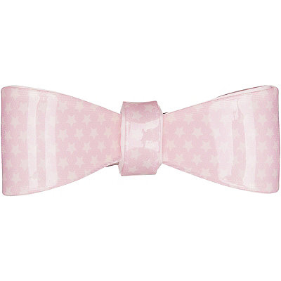 The Vintage Cosmetic Company3D Pink Star Bow Hair Clip