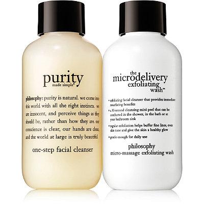 PhilosophyMini Cleansing Duo
