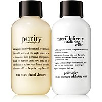 Take Good Care Mini Cleansing Duo by philosophy