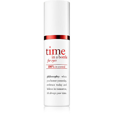 PhilosophyTime in a Bottle for Eyes 100% In-Control