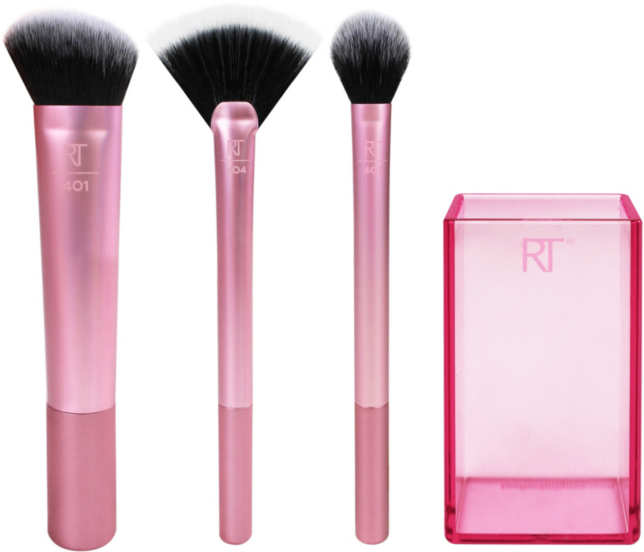 real techniques borstar rosa