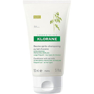 Klorane Online Only Conditioner with Oat Milk