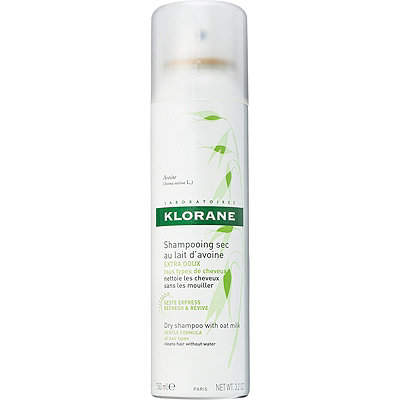 Klorane Online Only Dry Shampoo with Oat Milk for All Hair Types