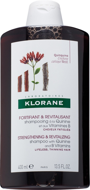 Shampoo With Quinine And B Vitamins by Klorane
