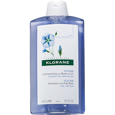 Klorane Online Only Volume Shampoo with Flax Fiber