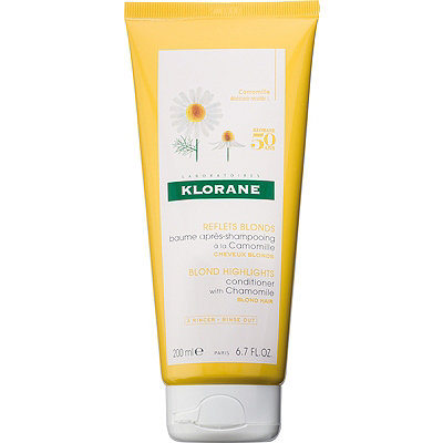 Klorane Blond Highlights Conditioner with Chamomile
