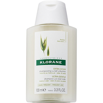 Klorane Online Only Travel Size Shampoo with Oat Milk