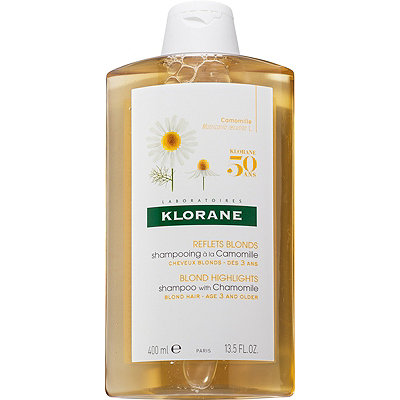 Klorane Blond Highlights Shampoo with Chamomile