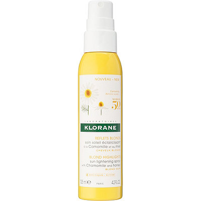 Klorane Online Only Sun Lightening Spray with Chamomile and Honey